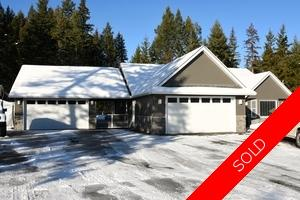 Williams Lake House/Single Family for sale:  4 bedroom 3,260 sq.ft. (Listed 2017-03-10)