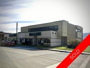 Williams Lake Commercial for sale:    (Listed 2018-10-09)