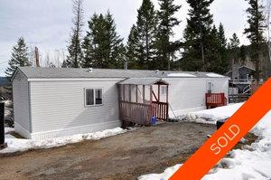 Williams Lake Manufactured with Land for sale:  2 bedroom 980 sq.ft. (Listed 2013-03-29)