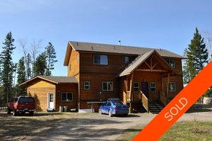 Williams Lake House with Acreage for sale:  5 bedroom 3,724 sq.ft. (Listed 2013-04-03)