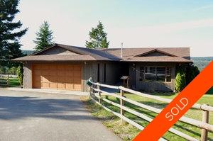 Williams Lake House/Single Family for sale:  3 bedroom 1,640 sq.ft. (Listed 2013-02-12)