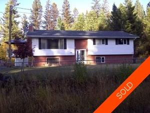 Williams Lake House/Single Family for sale:  3 bedroom 2,692 sq.ft. (Listed 2014-07-13)