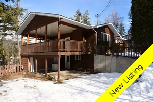 Williams Lake House/Single Family for sale:  4 bedroom 2,260 sq.ft. (Listed 2017-02-28)