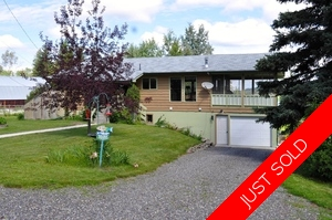 Williams Lake House with Acreage for sale:  3 bedroom 2,580 sq.ft. (Listed 2017-03-28)