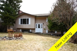 Williams Lake House/Single Family for sale:  5 bedroom 2,390 sq.ft. (Listed 2017-04-20)