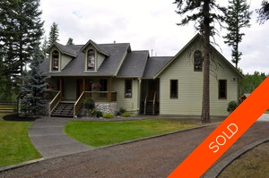 Williams Lake House with Acreage for sale:  5 bedroom 4,270 sq.ft. (Listed 2012-08-07)