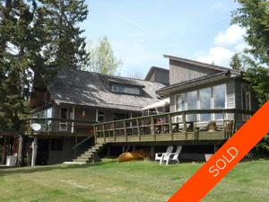 Williams Lake House/Single Family for sale:  4 bedroom 3,850 sq.ft. (Listed 2010-05-10)