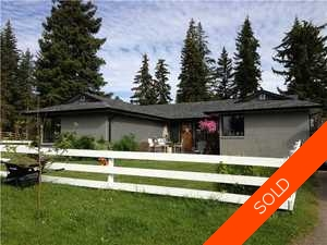 Williams Lake House with Acreage for sale:  5 bedroom 3,066 sq.ft. (Listed 2014-07-13)