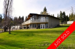 Williams Lake House with Acreage for sale:  4 bedroom 3,250 sq.ft. (Listed 2015-04-29)