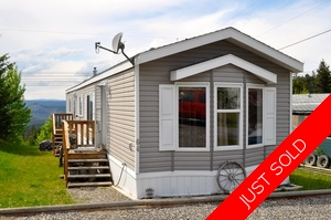 Williams Lake Manufactured for sale:  2 bedroom 924 sq.ft. (Listed 2015-05-22)