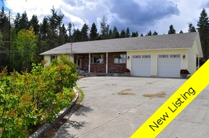 Williams Lake House/Single Family for sale:  4 bedroom 2,530 sq.ft. (Listed 2015-09-02)