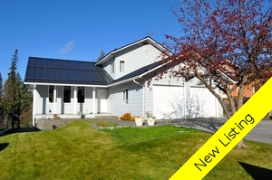 Williams Lake House/Single Family for sale:  4 bedroom 2,880 sq.ft. (Listed 2015-10-02)