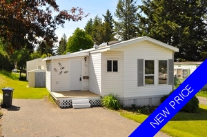 Williams Lake Manufactured for sale:  2 bedroom 924 sq.ft. (Listed 2016-06-06)