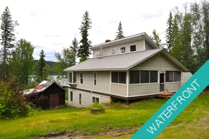 Williams Lake House with Acreage for sale:  2 bedroom 1,852 sq.ft. (Listed 2016-06-10)