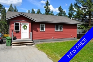 Williams Lake House/Single Family for sale:  3 bedroom 2,248 sq.ft. (Listed 2016-08-09)