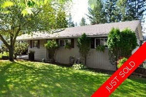 Williams Lake House/Single Family for sale:  4 bedroom 1,990 sq.ft. (Listed 2016-08-30)