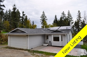 Williams Lake House/Single Family for sale:  4 bedroom 2,260 sq.ft. (Listed 2016-09-18)