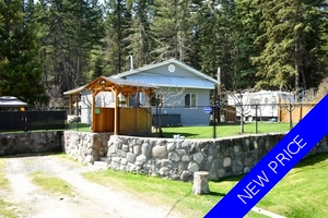 Williams Lake Manufactured with Land for sale:  3 bedroom 1,110 sq.ft. (Listed 2017-05-10)