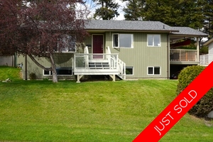Williams Lake House/Single Family for sale:  4 bedroom 2,150 sq.ft. (Listed 2017-05-11)