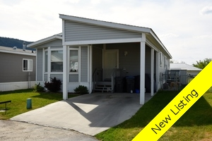 Williams Lake Manufactured with Land for sale:  3 bedroom 1,260 sq.ft. (Listed 2017-06-05)
