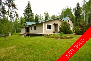Williams Lake Manufactured with Land for sale:  4 bedroom 1,700 sq.ft. (Listed 2017-06-14)