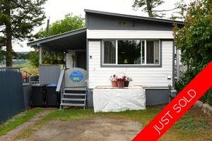 Williams Lake Manufactured for sale:  3 bedroom 908 sq.ft. (Listed 2017-06-15)
