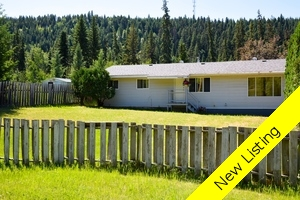 Williams Lake House/Single Family for sale:  4 bedroom 1,900 sq.ft. (Listed 2017-07-04)