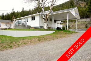 Williams Lake House/Single Family for sale:  4 bedroom 1,960 sq.ft. (Listed 2018-04-16)