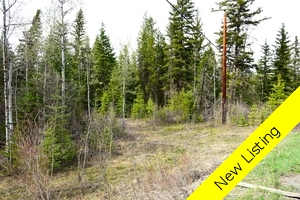 Williams Lake Land for sale:    (Listed 2018-05-04)