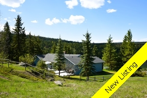 Williams Lake House with Acreage for sale:  3 bedroom 1,904 sq.ft. (Listed 2018-05-07)