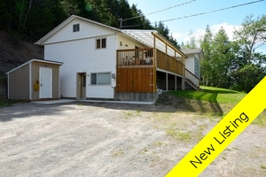 Williams Lake House with Acreage for sale:  4 bedroom 2,150 sq.ft. (Listed 2018-05-16)