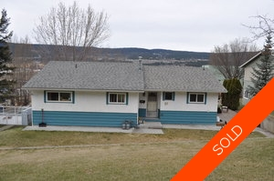 Williams Lake House/Single Family for sale:  4 bedroom 2,680 sq.ft. (Listed 2011-05-11)