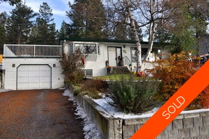 Williams Lake House/Single Family for sale:  4 bedroom 2,100 sq.ft. (Listed 2012-11-02)