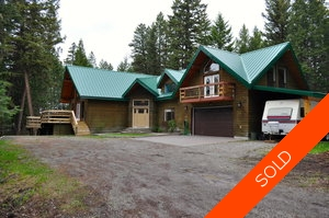 Williams Lake House with Acreage for sale:  4 bedroom 3,290 sq.ft. (Listed 2013-05-23)