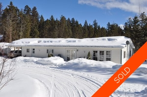Williams Lake Manufactured with Land for sale:  3 bedroom 1,663 sq.ft. (Listed 2011-03-02)