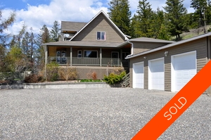 Williams Lake House with Acreage for sale:  4 bedroom 4,300 sq.ft. (Listed 2014-05-04)