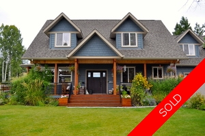 Williams Lake House/Single Family for sale:  4 bedroom 4,700 sq.ft. (Listed 2014-09-10)