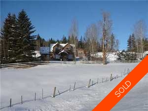 Williams Lake House with Acreage for sale:  2 bedroom 1,860 sq.ft. (Listed 2011-02-28)