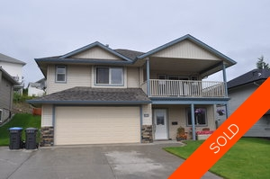 Williams Lake House/Single Family for sale:  LISTING PROVIDED BY TANYA RANKIN LTD. 2,260 sq.ft. (Listed 2011-07-15)