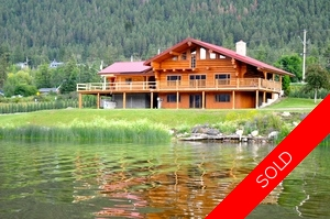 Williams Lake House with Acreage for sale:  5 bedroom 3,410 sq.ft. (Listed 2016-07-14)