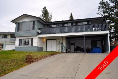 Williams Lake House/Single Family for sale:  4 bedroom 2,300 sq.ft. (Listed 2016-11-24)
