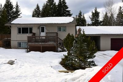 Williams Lake House/Single Family for sale:  3 bedroom 2,120 sq.ft. (Listed 2017-02-23)
