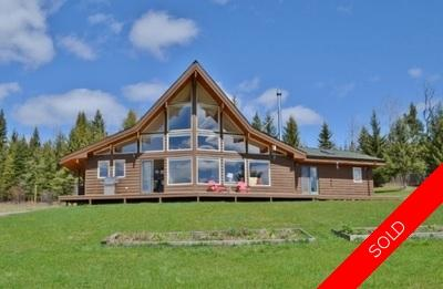 Williams Lake House with Acreage for sale:  3 bedroom 2,117 sq.ft. (Listed 2017-06-08)