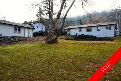 Williams Lake House/Single Family for sale:  3 bedroom 1,350 sq.ft. (Listed 2017-11-22)