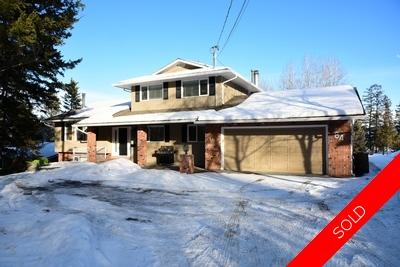 Williams Lake House/Single Family for sale:  4 bedroom 3,629 sq.ft. (Listed 2018-01-27)