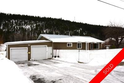 Williams Lake House/Single Family for sale:  5 bedroom 2,450 sq.ft. (Listed 2018-02-01)