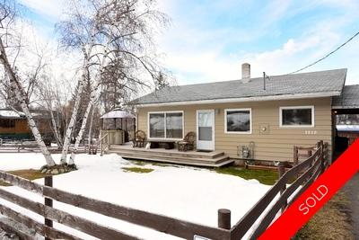 Williams Lake House/Single Family for sale:  4 bedroom 1,980 sq.ft. (Listed 2018-03-23)