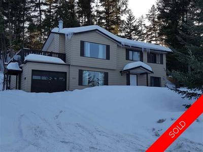 Williams Lake House/Single Family for sale:  4 bedroom 2,188 sq.ft. (Listed 2018-03-28)