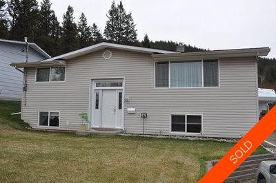 Williams Lake House for sale:  2 bedroom 2 sq.ft. (Listed 2011-05-11)