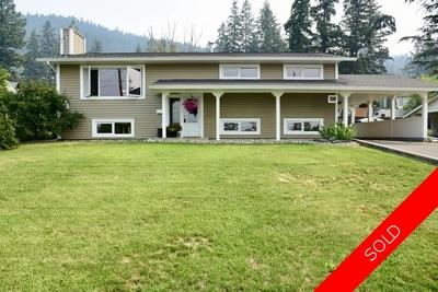 Williams Lake House/Single Family for sale:  3 bedroom 2,300 sq.ft. (Listed 2018-08-09)